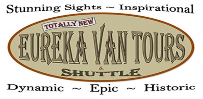 Totally New Eureka Van Tours and Shuttle