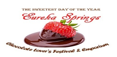 Greater Eureka Springs Chamber of Commerce Chocolate Lovers Festival