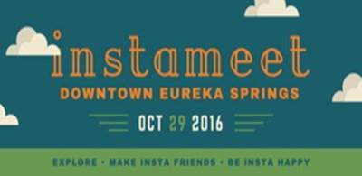 The FIRST InstaMeet Eureka Springs