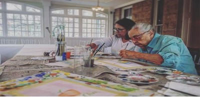 Water Color Class-Sign Up Required