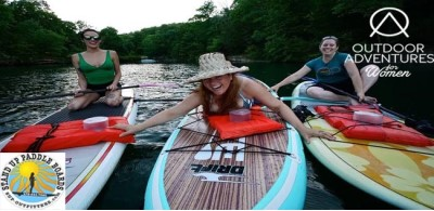 Full Moon Paddle Board with Outdoor Adventures for Women