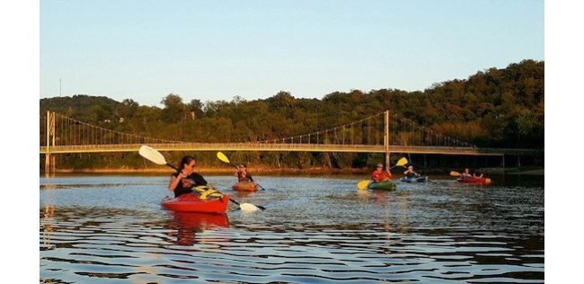 Sunset Kayak Night for Women
