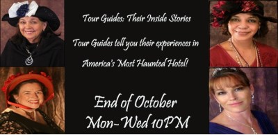 Ghost Tour Guides: Their Inside Stories