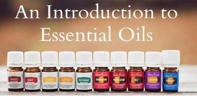 Wellness Class- Essential Oils with Young Living Central