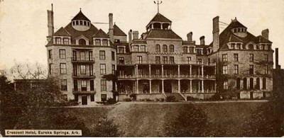 Rebuilding the Legend- 20 years Review of the Crescent Hotel Journey