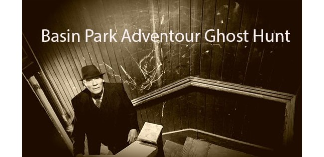 Basin Park Adventour- Halloween City Discount