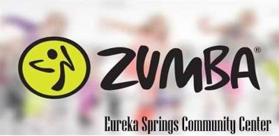 Zumba at the Eureka Springs Community Center