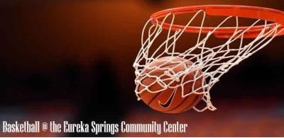 Basketball at the Eureka Springs Community Center
