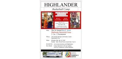 Highlander Basketball Camp