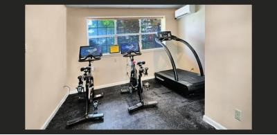 New Moon Spa Fitness Room