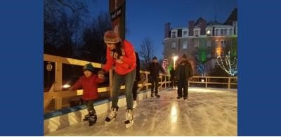 Learn how to Ice Skate