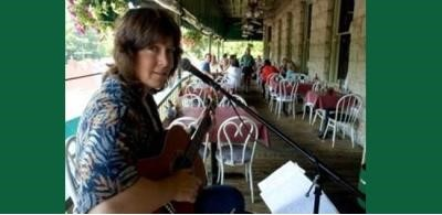 Live Music in the Balcony Restaurant
