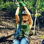 Ozark Mountain Ziplines @ Eureka Springs